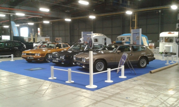 Manchester Classic Car Show